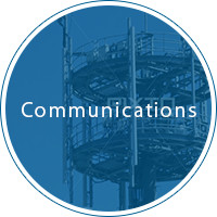 The communications equipment industry